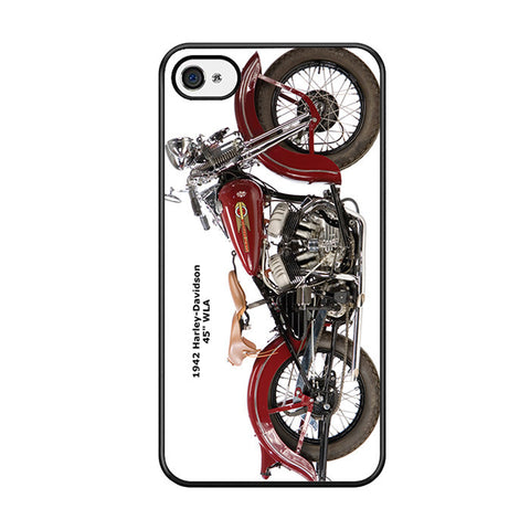 1942 Harley Davidson Iphone 5C Case