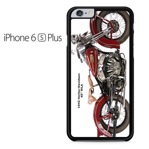 1942 Harley Davidson Iphone 6 Plus Iphone 6S Plus Case