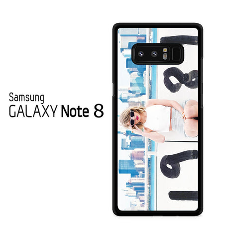 1989 Taylor Swift Samsung Galaxy Note 8 Case
