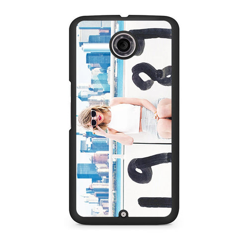 1989 Taylor Swift Nexus 6 Case