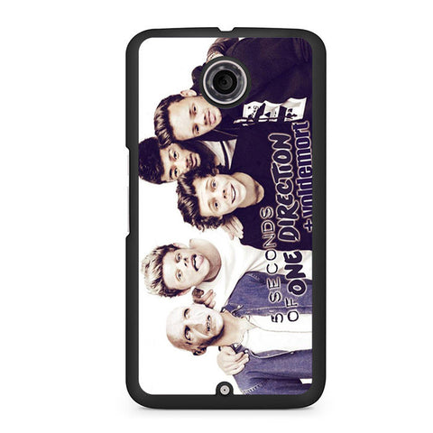 5 Seconds Of One Direction Voldemort Nexus 6 Case