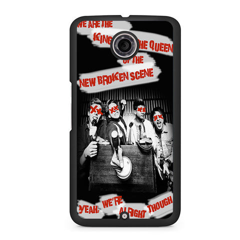 5 Seconds Of Summer And Calum Hood Nexus 6 Case
