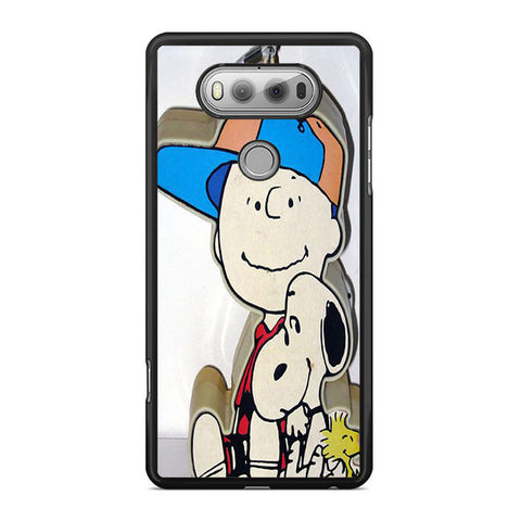 Charlie Brown And Snoopy LG V20 Case