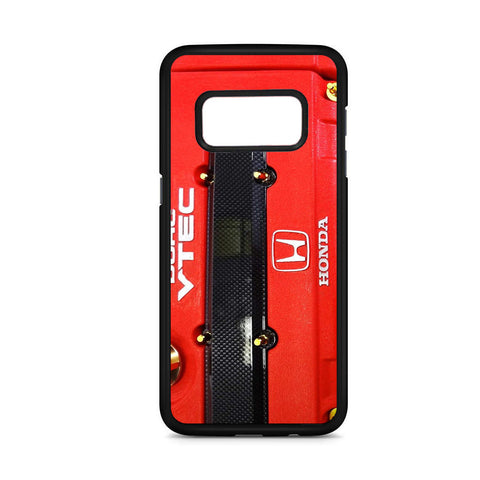 Dohc Vtec Engine Honda Samsung Galaxy S8 Case