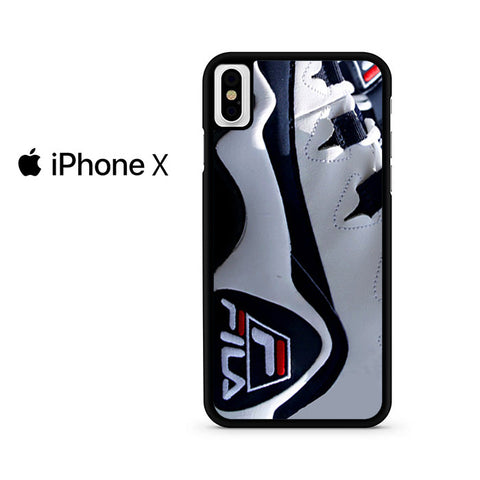 Fila Shoes Iphone X Case