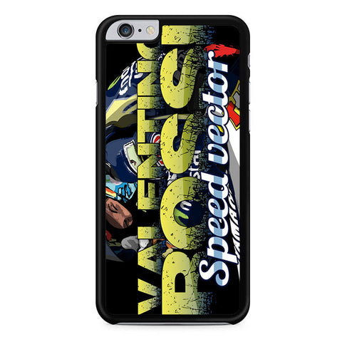 Valentino Rossi Speed Vector Iphone 6 Plus Iphone 6S Plus Case