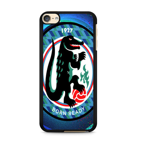 1927 Born Ready Ipod 6 Case