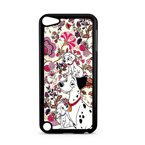 101 Dalmatians Flowers Ipod 5 Case