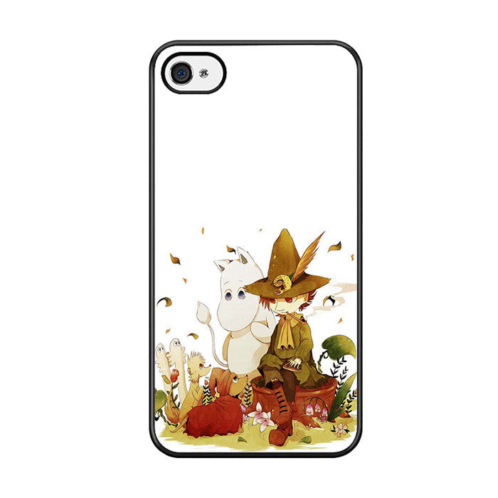 uk availability 4f447 c3cc4 Moomin Snufkin And Friends Iphone 5 Iphone 5S Iphone SE Case