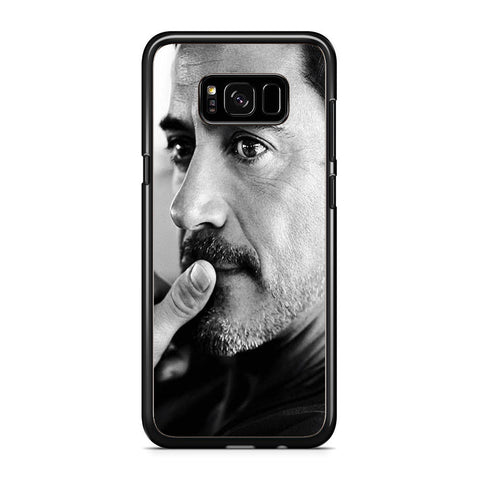 Robert Downey Jr Iron Man Samsung Galaxy S8 Plus Case