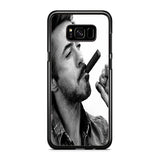 Robert Downey Jr Smoking Samsung Galaxy S8 Plus Case