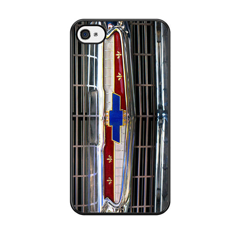 1956 Chevrolet Grill Emblem Iphone 5 Iphone 5S Iphone SE Case