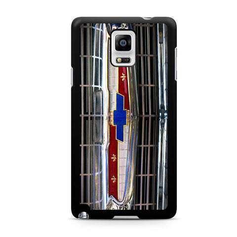 1956 Chevrolet Grill Emblem Samsung Galaxy Note 4 Case