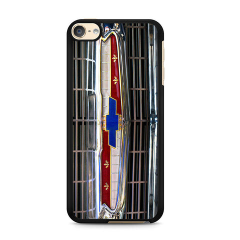 1956 Chevrolet Grill Emblem Ipod Touch 6 Case