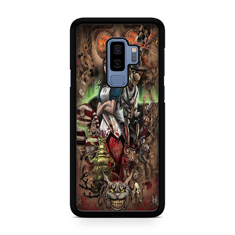 Madness Returns Alice In Wonderland Samsung Galaxy S9 Plus Case