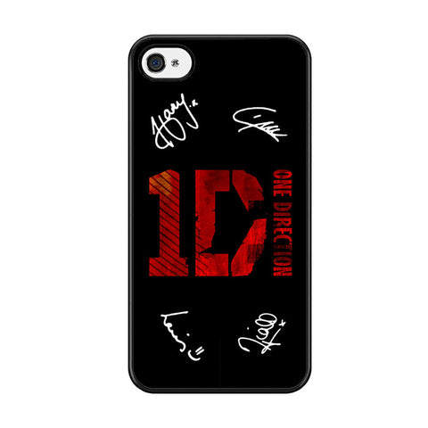 1D One Direction Logo Iphone 5 Iphone 5S Iphone SE Case