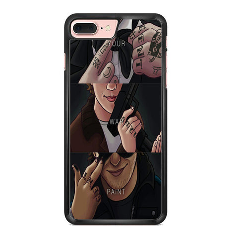 Your War Paint Iphone 7 Plus Case