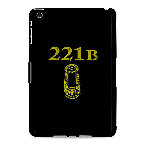 221B Baker Street Ipad Mini 2 Case