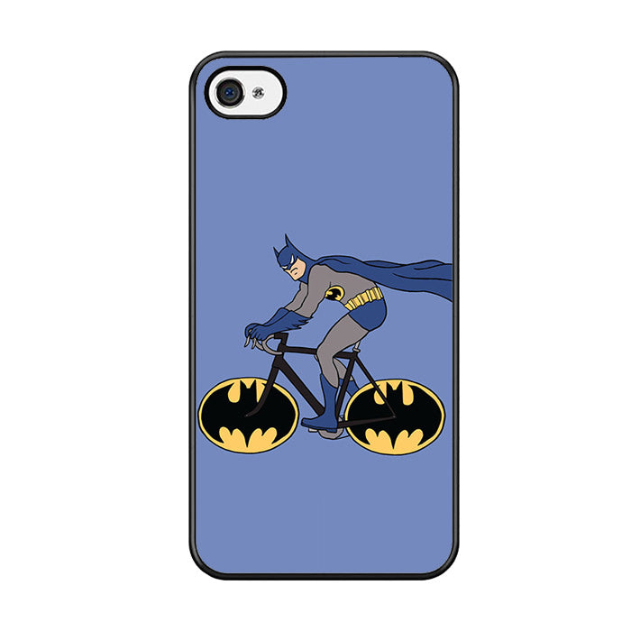 premium selection 46258 d54cb Batman Ride Bicycle Iphone 5 Iphone 5S Iphone SE Case