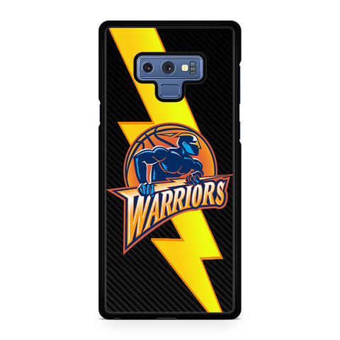 Golden State Warriors Logo Samsung Galaxy Note 9 Case
