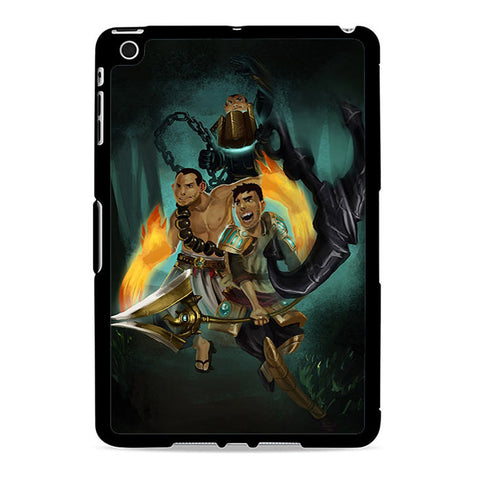 3 Team Commission Ipad Mini 2 Case