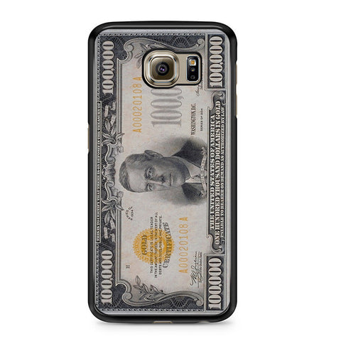 100K Dollar Samsung Galaxy S6 Case