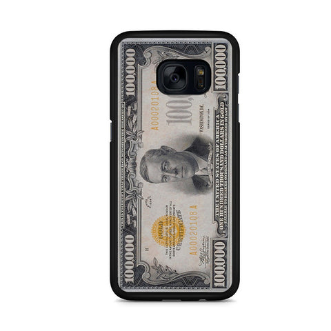 100K Dollar Samsung Galaxy S7 Edge Case