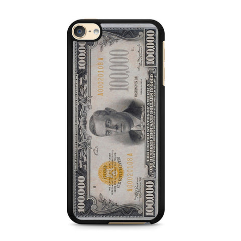 100K Dollar Ipod Touch 6 Case