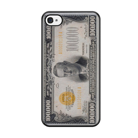 100K Dollar Iphone 5C Case
