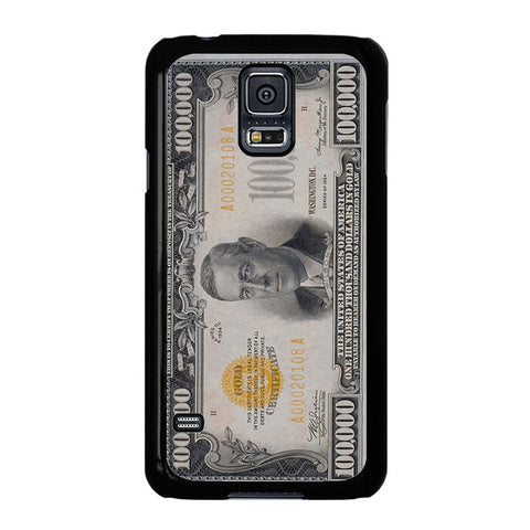 100K Dollar Samsung Galaxy S5 Case