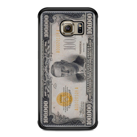 100K Dollar Samsung Galaxy S6 Edge Plus Case