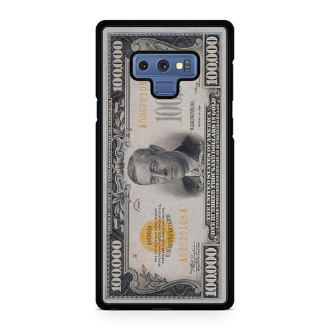 100K Dollar Samsung Galaxy Note 9 Case