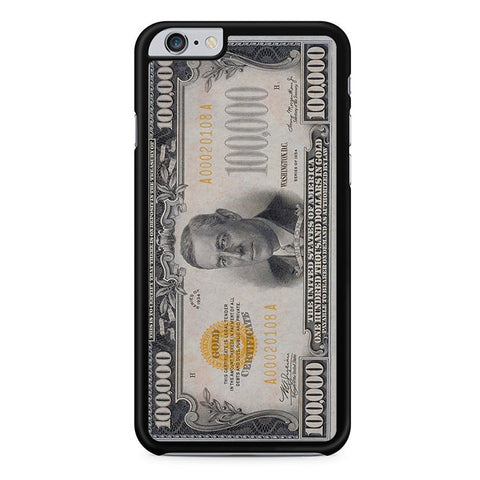 100K Dollar Iphone 6 Plus Iphone 6S Plus Case