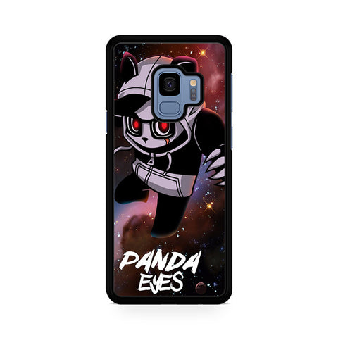 Panda Eyes Samsung Galaxy S9 Case