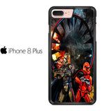 Star Wars Captain Cardinal And Phasma Iphone 8 Plus Case