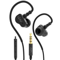 Leaf Bolt Dual Driver Wired Earphones - Leaf Ear