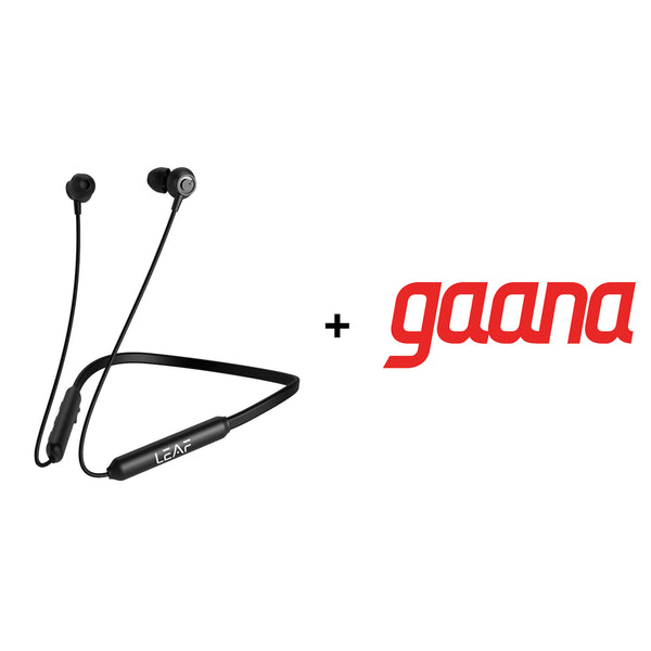 LEAF AIR + GAANA PLUS 1 YEAR SUBSCRIPTION - Leaf