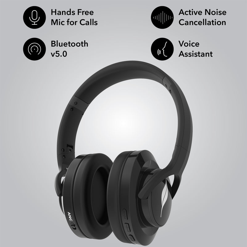 Leaf Hush ANC Wireless Headphones - Leaf Studios