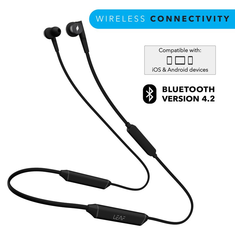 Leaf Collar 2 Wireless Bluetooth Earphones - Leaf Studios