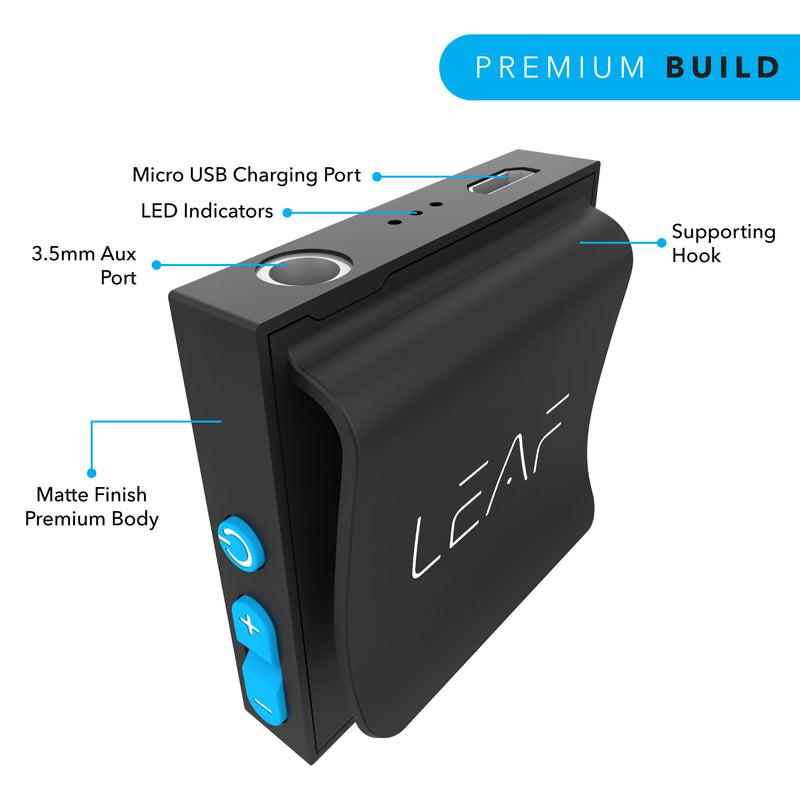 Leaf Connect Bluetooth Receiver - Leaf Ear