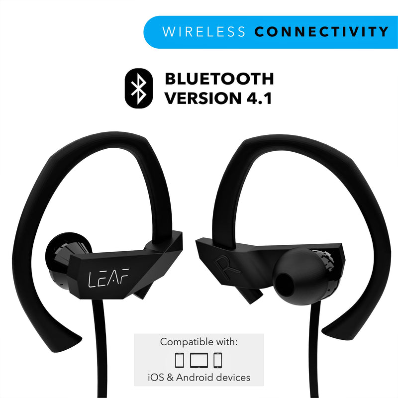 Leaf Sport Wireless Bluetooth Earphones - Leaf Ear