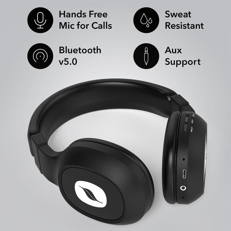 Leaf Bass 2 Wireless Headphones - Leaf Studios