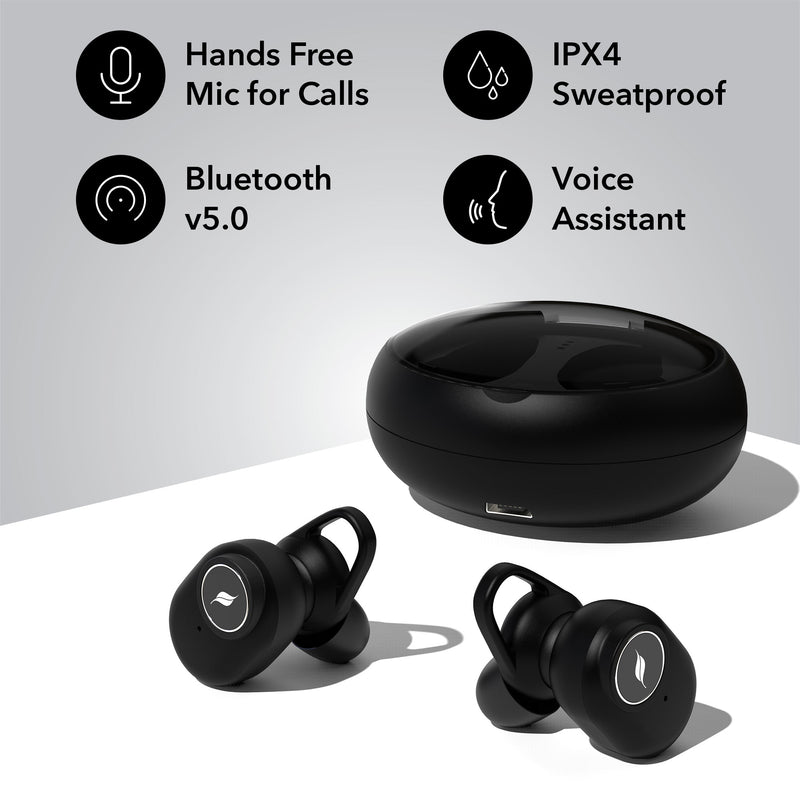 Leaf Pods True Wireless Earbuds - Leaf