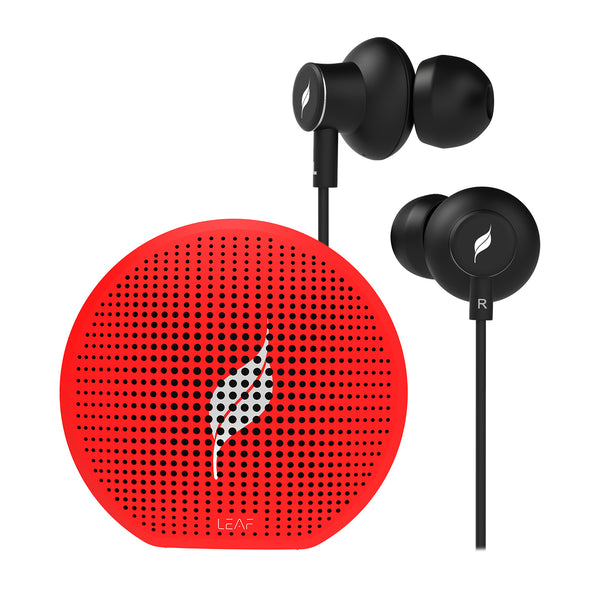 Combo Offer : Leaf Pop (Red) + Leaf Dash - Leaf Ear