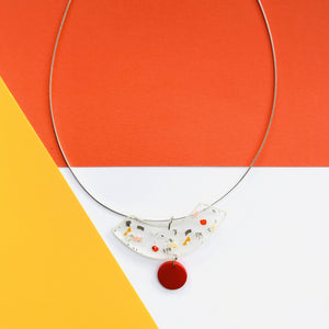 Cherry Sundae Necklace