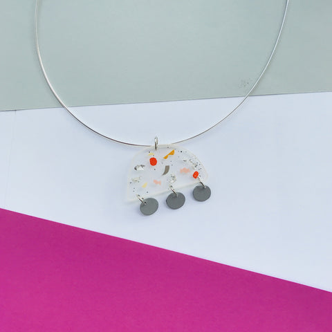 Icy Sundae Necklace