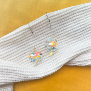 Weather Bubbles (w little charms) - preorder