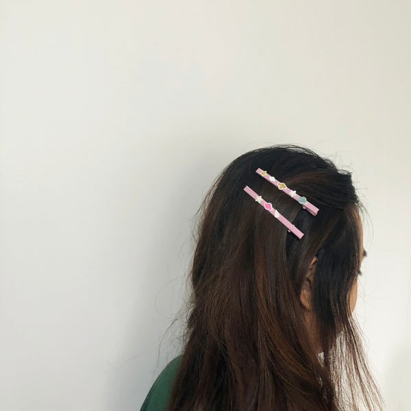 Weather Hair Clip