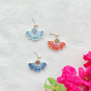 Dangling Bloom studs