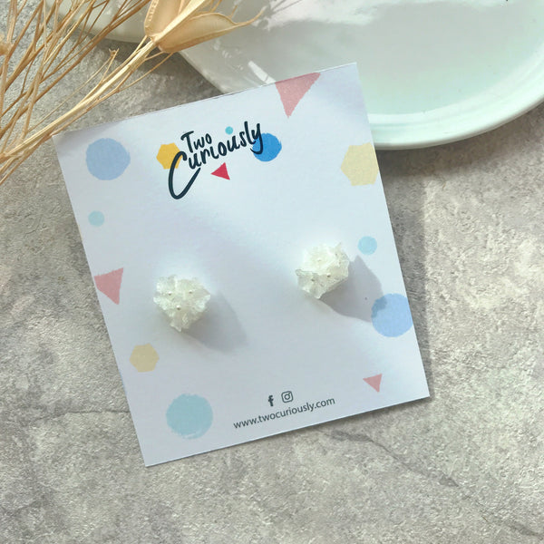 Mini Pure Love studs